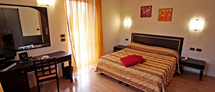 Bio Hotel Elite, Lake Levico, Italy - bedroom.jpg